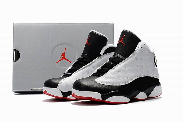 Kid air jordans 13 retro-016