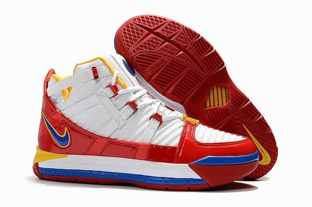 Lebron James III Shoes-001