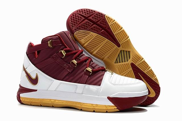 Lebron James III Shoes-003