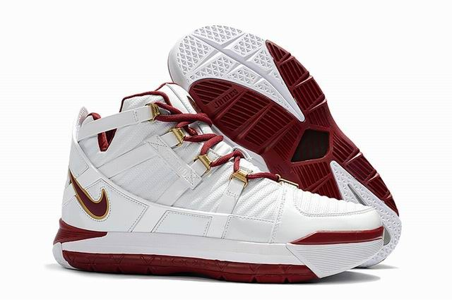 Lebron James III Shoes-007