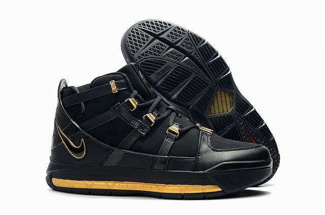 Lebron James III Shoes-010