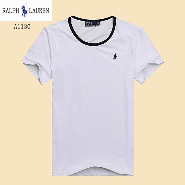 POLO short round collar T man S-3XL-020