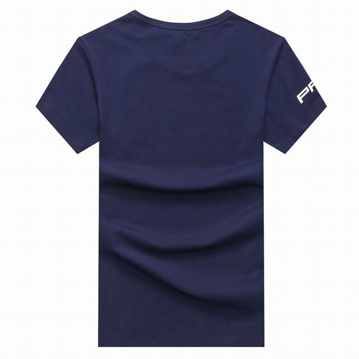 POLO short round collar T man S-3XL-022