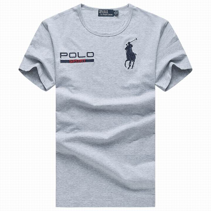 POLO short round collar T man S-3XL-097