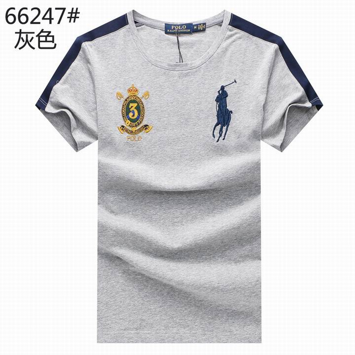 POLO short round collar T man S-3XL-106