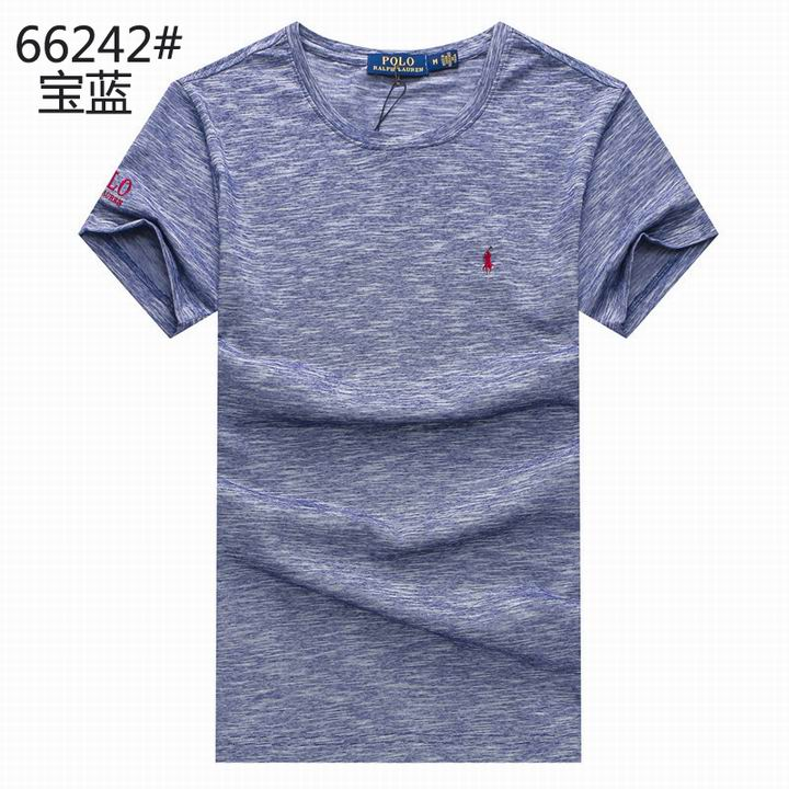 POLO short round collar T man S-3XL-124