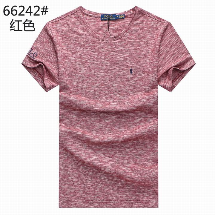 POLO short round collar T man S-3XL-126
