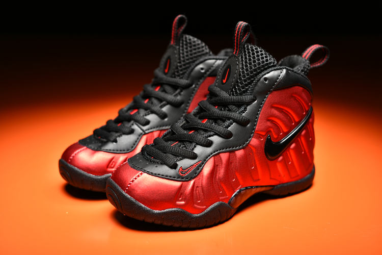 kid nike air foamposite pro-011