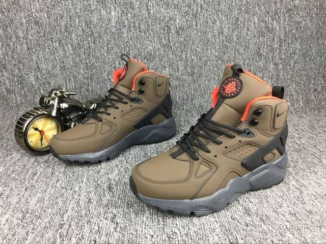 women Huarache X Acronym City MID Leather-002