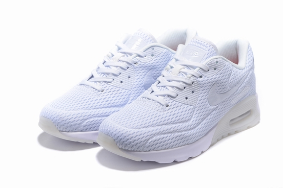 women Nike Air Max 90 Pure Platinum-002