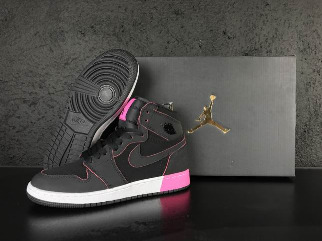 women jordan 1 shoes-047