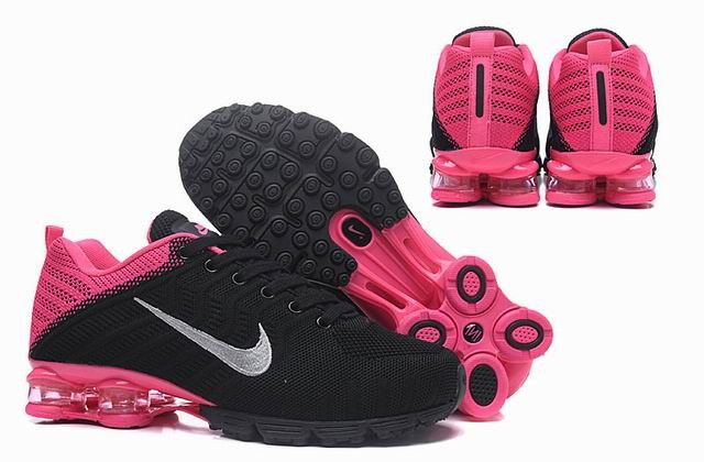 women nike air shox 628 flyknit-002